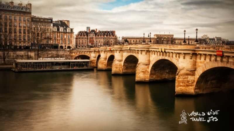 Pone Neuf in Paris