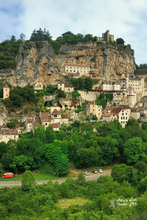 Rocamadour France Village