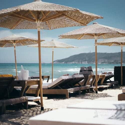 Saint Tropez Byblos Beach France