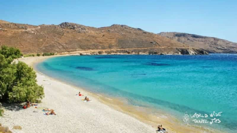 Serifos Beaches Greece