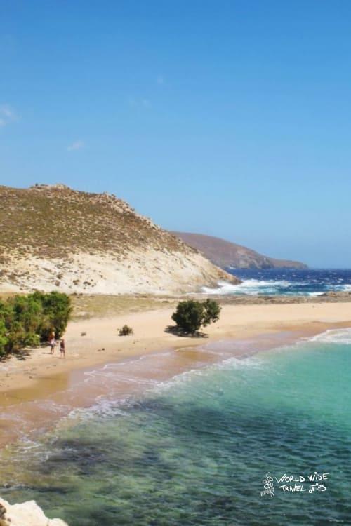Serifos Beaches in Greece