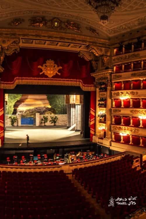 Teatro La Scala Opera Milano