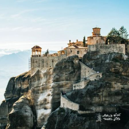Visit Meteora Greece Monasteries