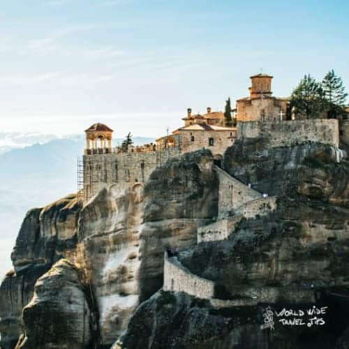 Visit Meteora Greece Monasteries Top 10 places to visit in Greece