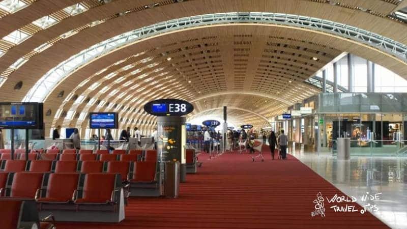 charle de gaulle airport Paris