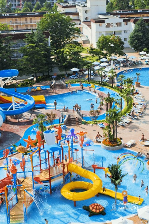 Action Aquapark Sunny Beach Bulgaria things to do