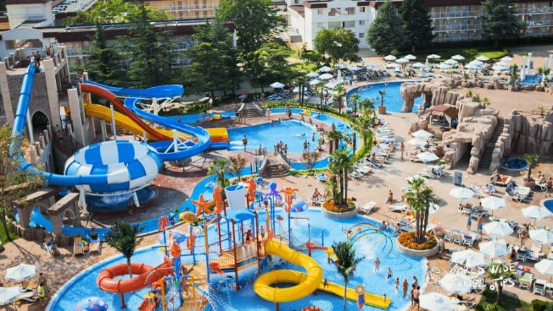 Action Aquapark Sunny Beach