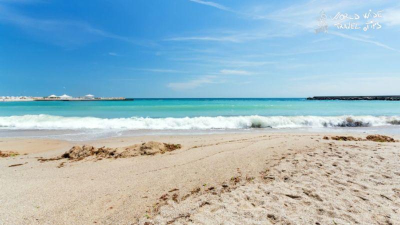 black sea beach Best Bulgarian Beaches on black sea coast