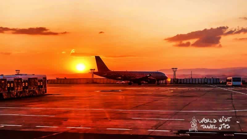 Burgas Airport Bulgaria
