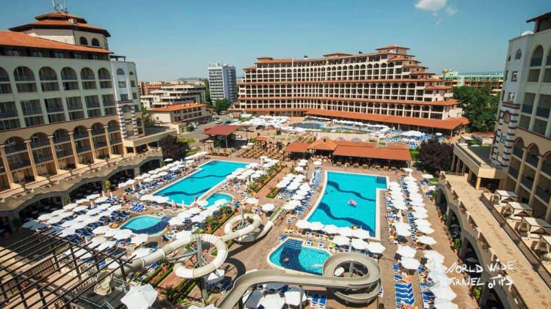 Melia Sunny Beach Bulgaria Hotel