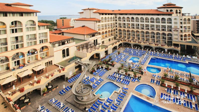 Melia Sunny Beach Bulgaria Hotel all inclusive