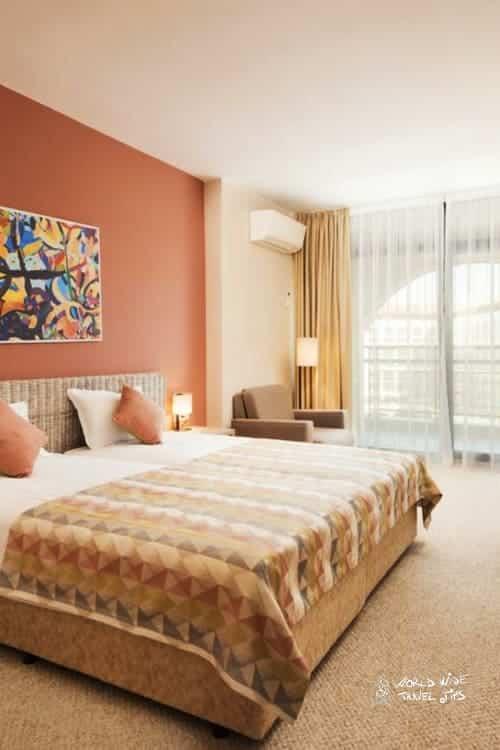 Melia Sunny Beach Bulgaria Hotel room
