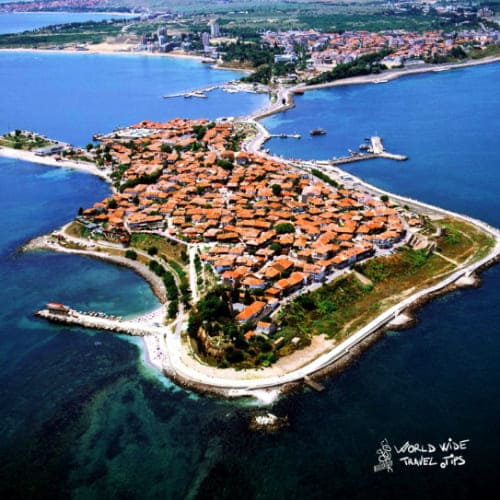 Nessebar Bulgaria places to see in Bulgaria