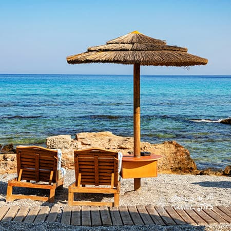 Syros Beach best greece islands to visit in October