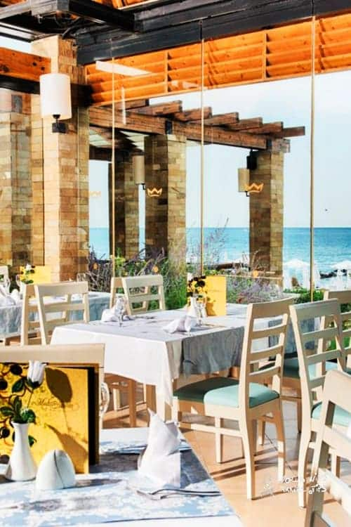 Riu Palace Sunny Beach Bulgaria Hotel Restaurant