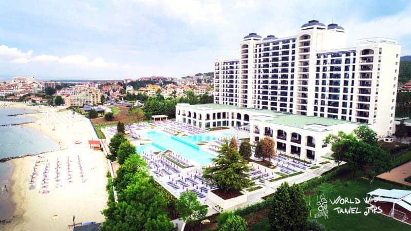 Riu Palace Sunny Beach Bulgaria Hotel