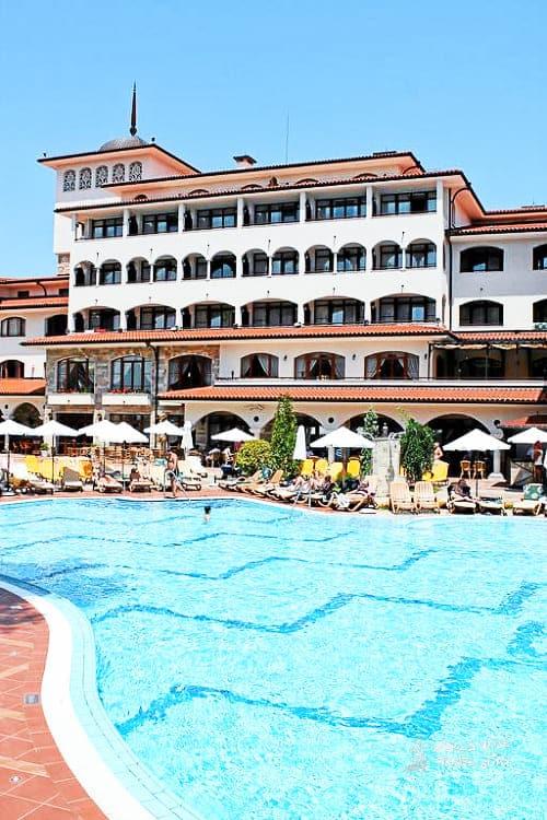 Royal Palace Helena Park Sunny Beach Bulgaria hotels