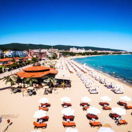 weather in Sunny Beach Bulgaria