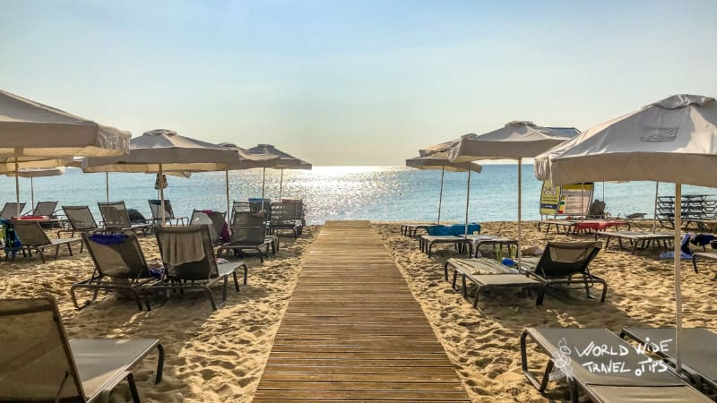 Sunny Beach Bulgaria Blue flag Black Sea Coast