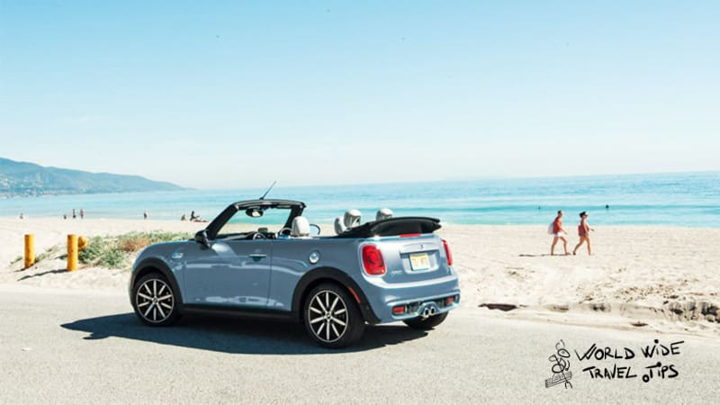 car rental for your summer holiday