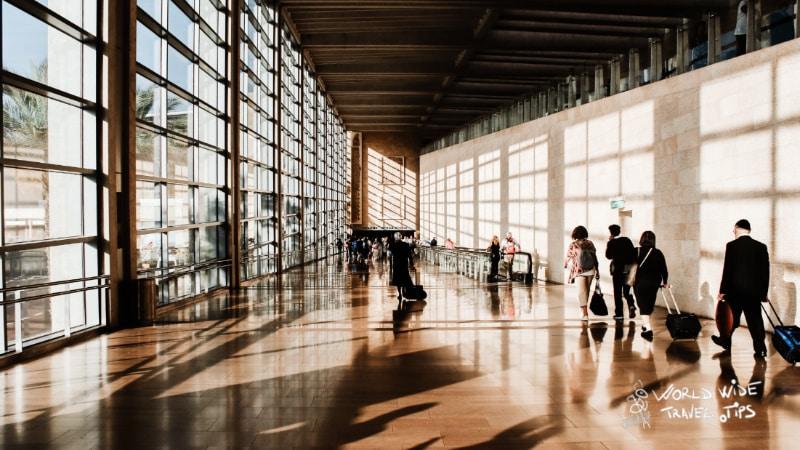 Ben Gurion Tel Aviv Airport