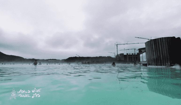 Iceland Blue Lagoon Spa