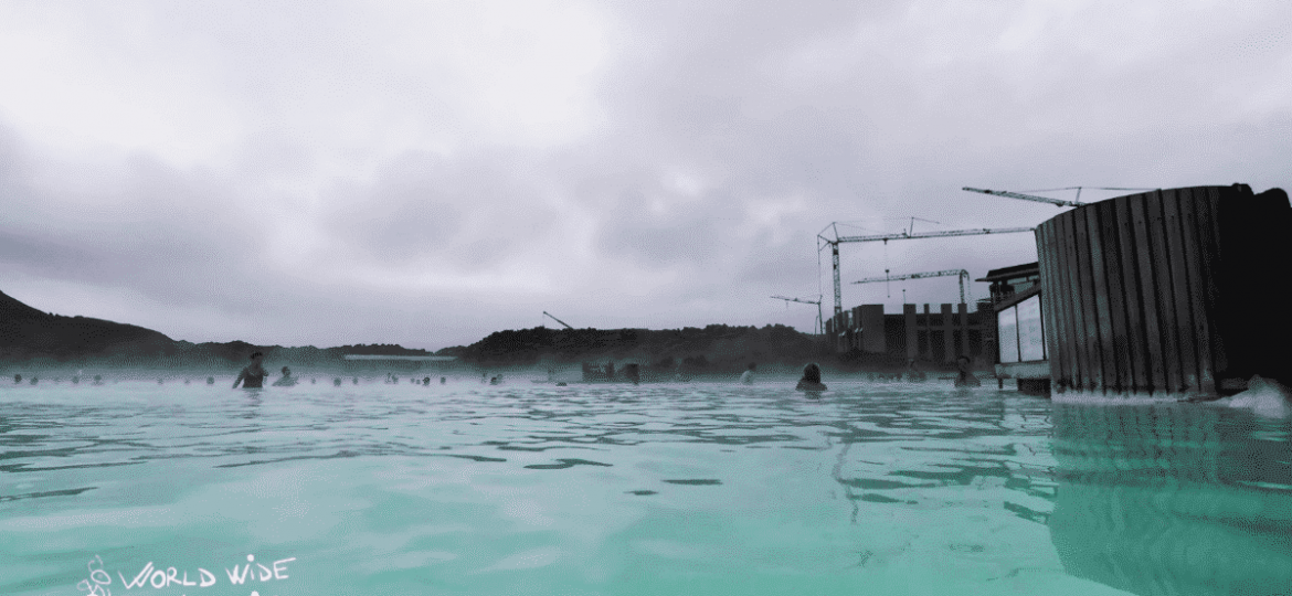 Iceland Blue Lagoon Spa