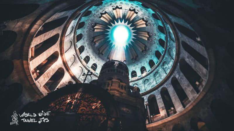 Church of Holy Sepulchre Jerusalem Israel