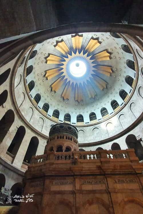 Church of Holy Sepulchre Jerusalem