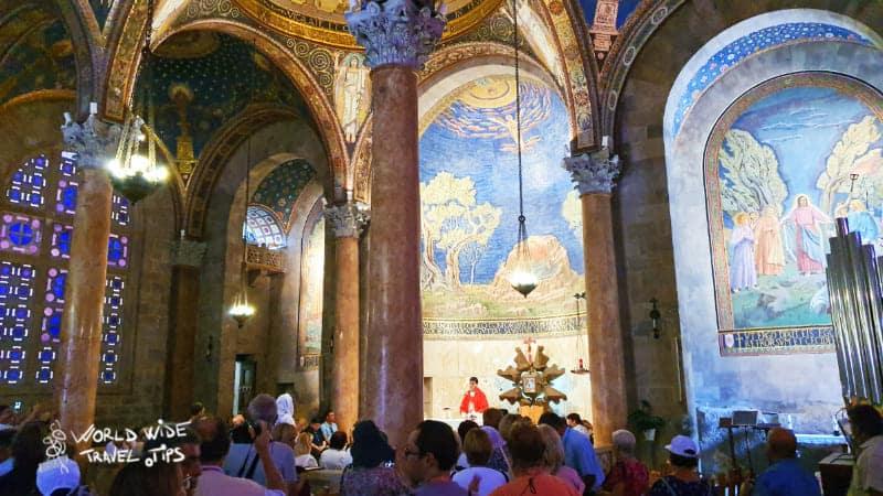 Church of all nations Jerusalem