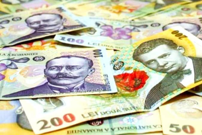 Romania currency to Euro