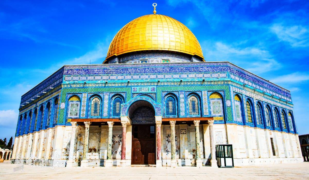 Dome of the Rock visit Jerusalem Israel Jerusalem