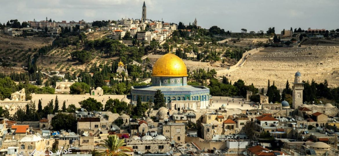 Temple Mount of Jerusalem