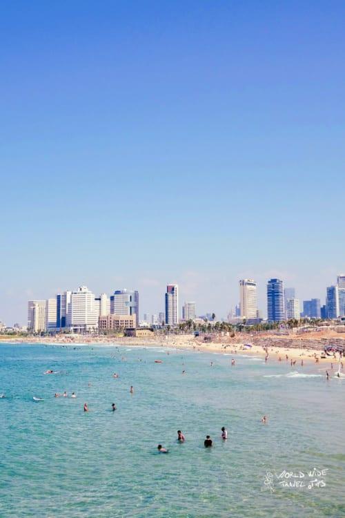 Israel Tel Aviv things to see