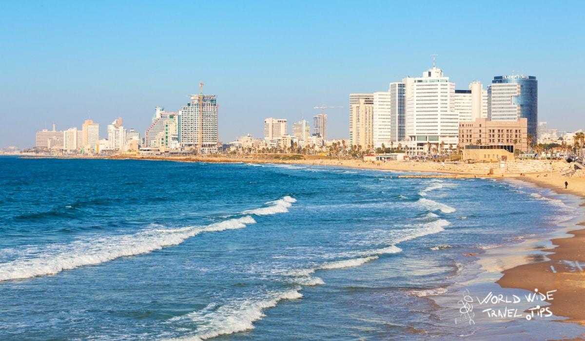 weather for Tel Aviv Israel