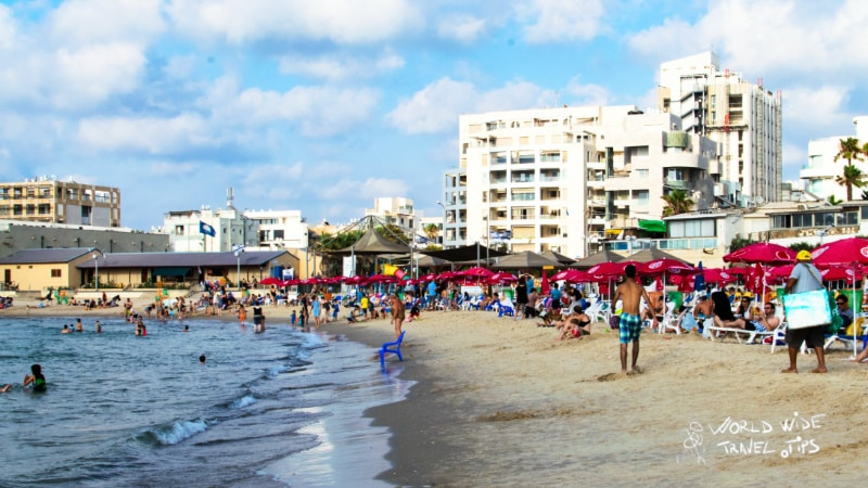 Tel Aviv beach hotels