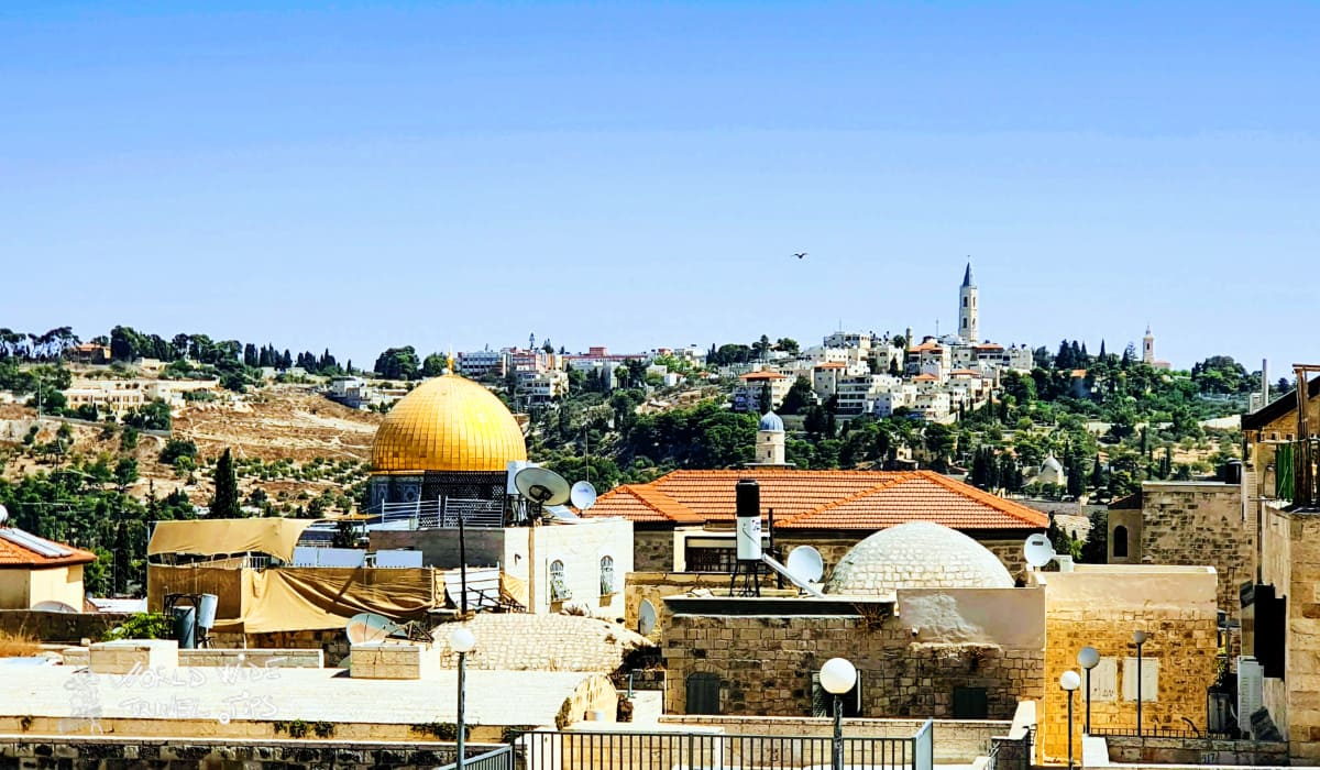 Where is Temple Mount Located
