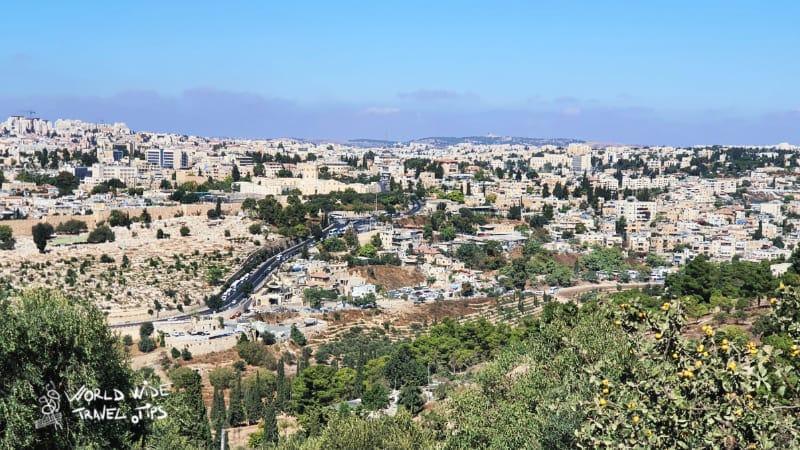 Jerusalem Mount of Olives