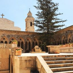 church on Mount of Olives