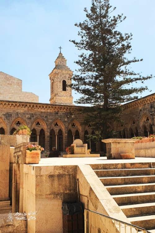 Pater Noster Church Israel Jerusalem