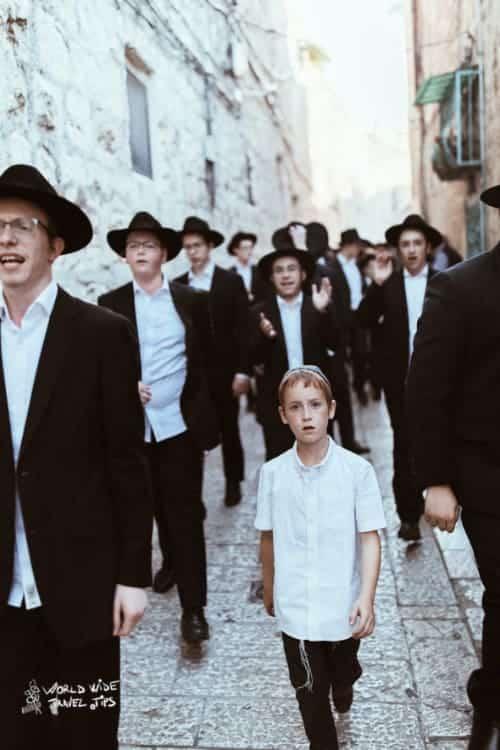Shabbat Israel Jerusalem Sabbath