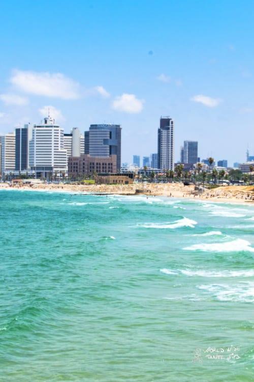 Tel aviv Israel beaches