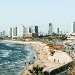 Tel Aviv hotels on beach