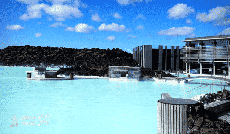 Blue Lagoon luxury hotel