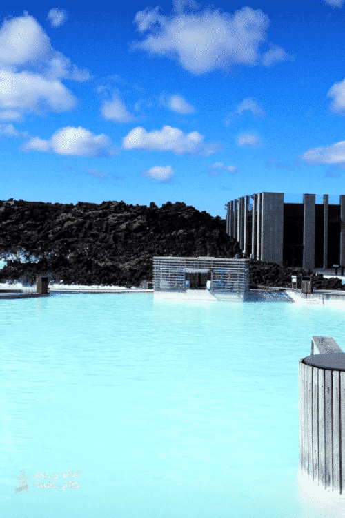 Luxury hotel Blue Lagoon Iceland