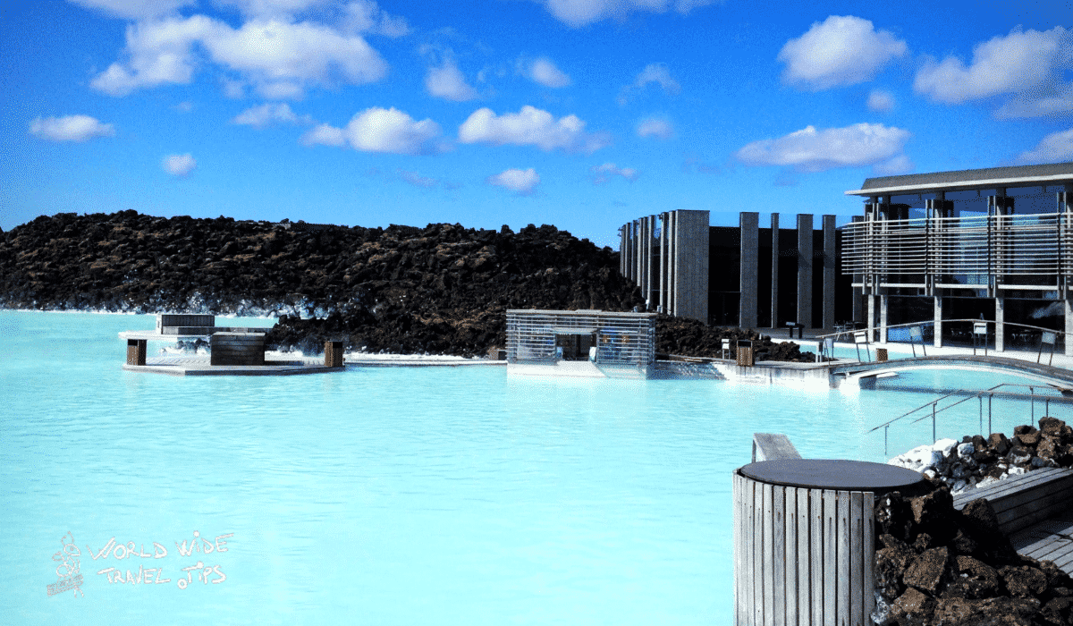 The Iceland Blue Lagoon