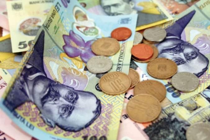 Romania money currency