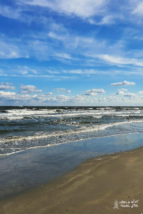 Tuzla Beach Romania Beaches Black Sea