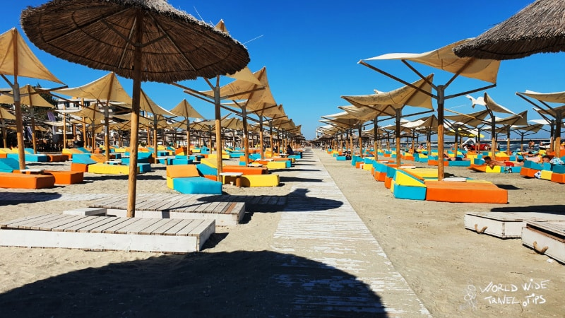 Black Sea Coast Romanian Beaches
