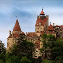 Best castles in Transylvania